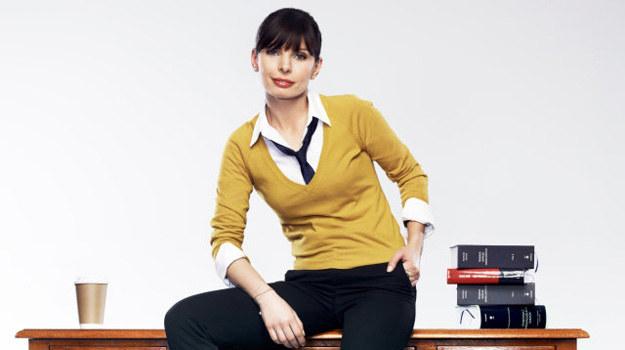 Czy Agata zrezygnuje z walki o przywrócenie na listę adwokatów? /TVN