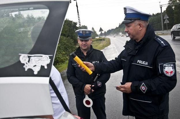 Czy alkomat da się oszukać? / Fot: Tymon Markowski /East News