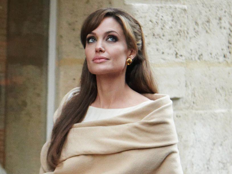 Czy Angelina spodziewa się kolejnego dziecka?  /Getty Images/Flash Press Media