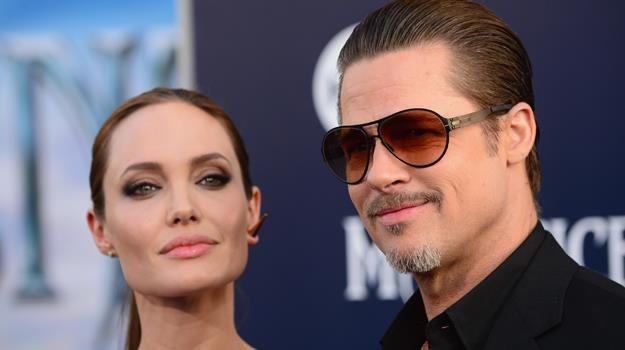 Czy Angelinę Jolie i Brada Pitta zobaczymy wreszcie przed ołtarzem? / fot. Frazer Harrison /Getty Images