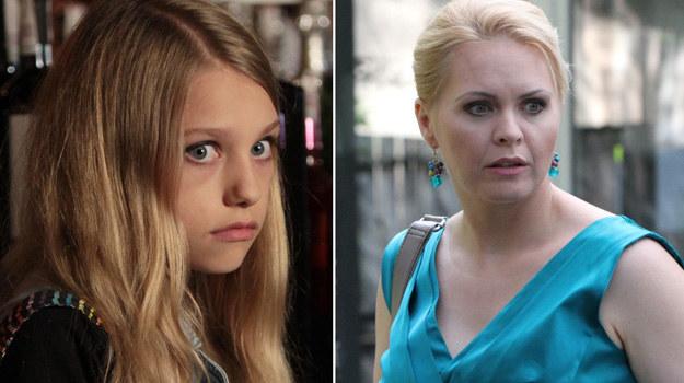 Czy Anka odnajdzie wspólny język ze swoją zbuntowaną córką? /Polsat