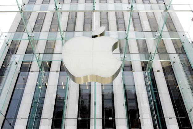 Czy Apple pragnie zająć się produkcją telewizorów? /AFP