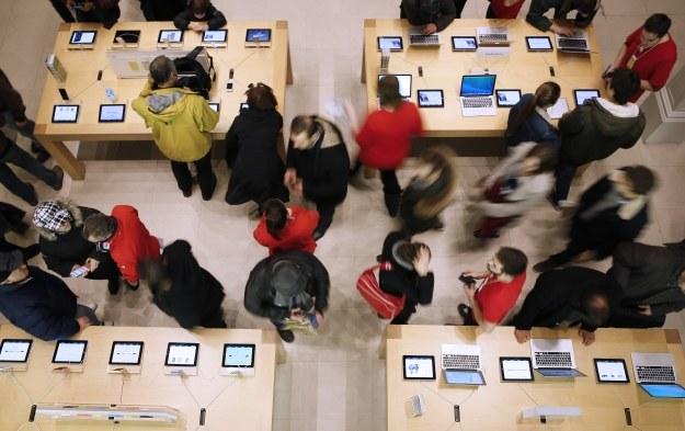 Czy Apple zaprezentuje 12-calowego iPada? /AFP