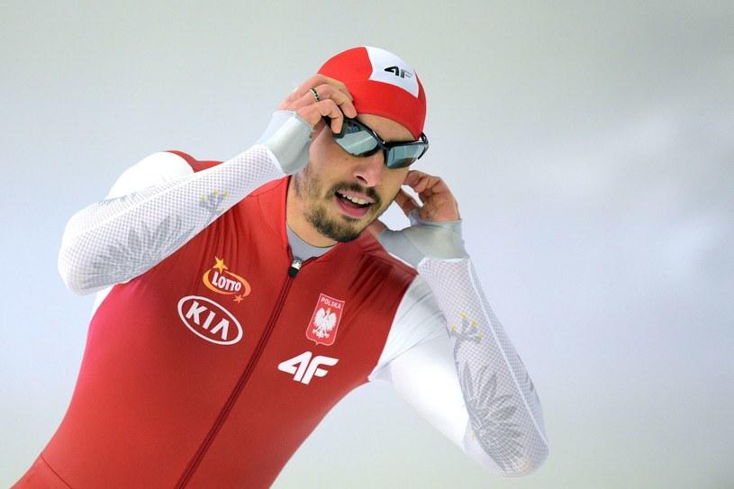 Czy Artur Waś stanie na podium MŚ? /AFP