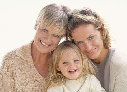 Czy babcia faworyzuja wnuki, które mogą mieć najbardziej zbliżony do jej, materiał genetyczny?