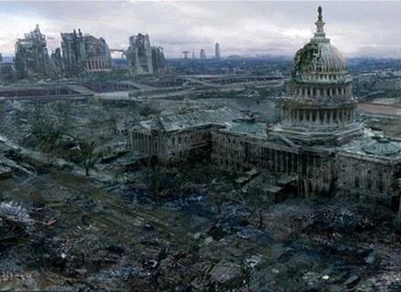 Czy bałagan w atomowych arsenałach doprowadzi kiedyś do takiej katastrofy? /AFP