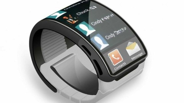 Czy bateria w Samsungu Gear będzie wytrzymywać tylko ok. 10 godzin? /materiały prasowe