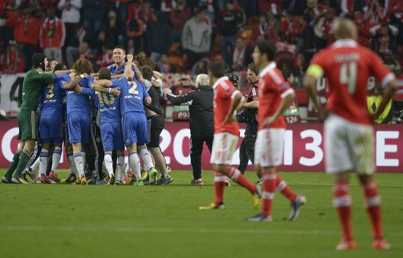 Czy Benfica powstanie z kolan i pójdzie w ślady Bayernu? /AFP