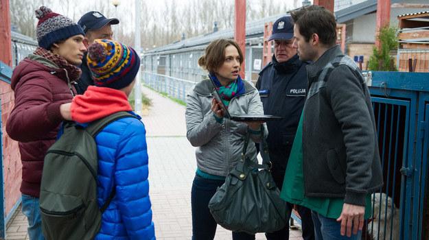 Czy Bergowie uratują Ritę? /x-news/ Radek Orzeł /TVN