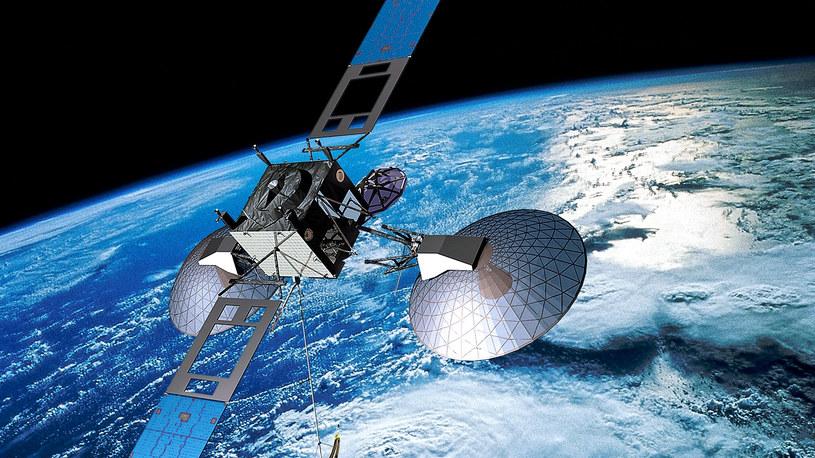 Czy Boeing udostępni jednego ze swoich satelitów firmie Apple? /materiały prasowe