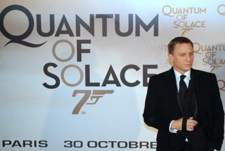 Czy Bond zgarnie kolejną nagrodę? / fot. Boris Horvat /AFP