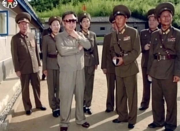 """Czy """"boski"""" Kim Dzong Il wykaże wyrozumiałość? /Getty Images/Flash Press Media"""