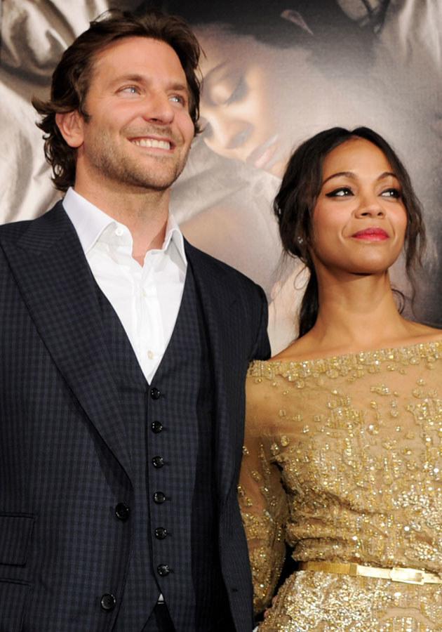 Czy Bradley Cooper przy Zoe wreszcie się ustatkuje? /Kevin Winter /Getty Images