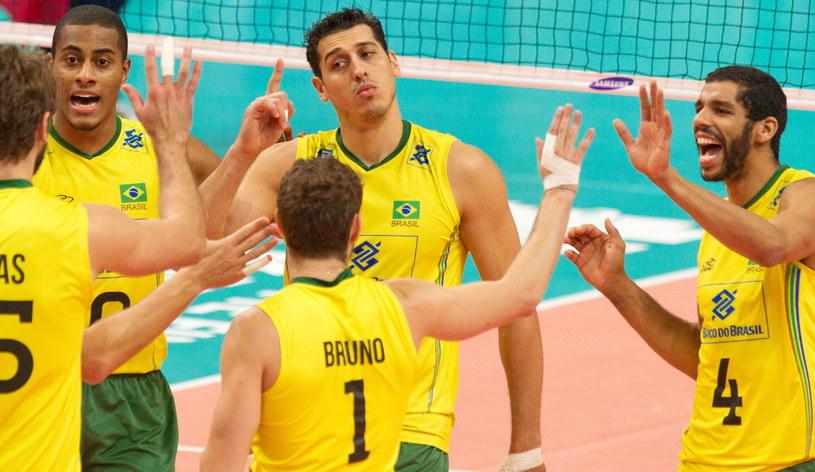Czy Brazylia jest głównym faworytem mistrzostw świata? /Andrzej Grygiel /PAP