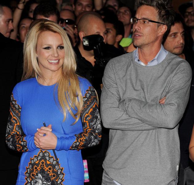 Czy Britney może ufać Jasonowi? Nie jest tego taka pewna /Kevin Winter /Getty Images