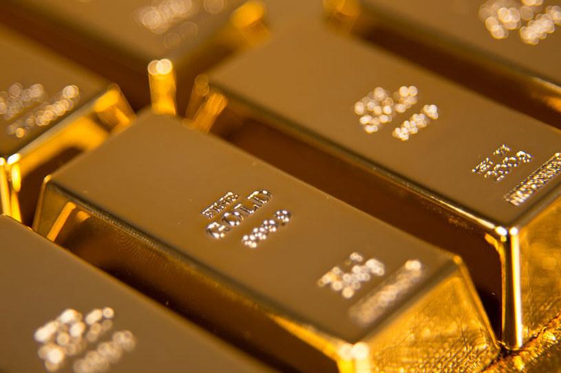 Czy cena złota będzie rosnąć? /123RF/PICSEL
