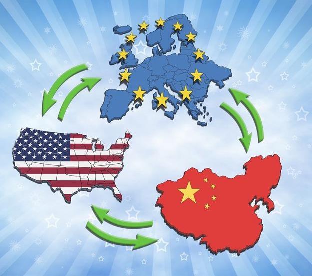 Czy Chiny będą ratować strefę euro? /©123RF/PICSEL