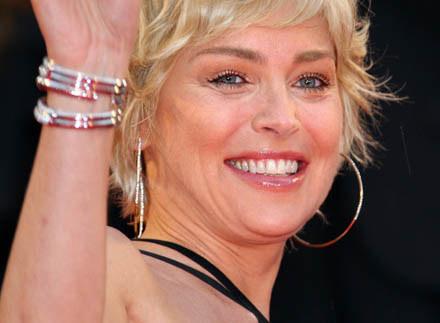 Czy Chiny zbojkotują filmy z Sharon Stone? /AFP