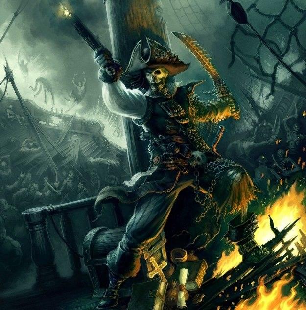 Czy ciekawie zapowiadająca się gra z serii Piraci z Karaibów kiedykolwiek ujrzy światło dzienne? /Informacja prasowa