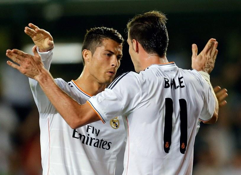 Czy Cristiano Ronaldo i Gareth Bale poprowadzą Real do triumfu w Lidze Mistrzów? /PAP/EPA