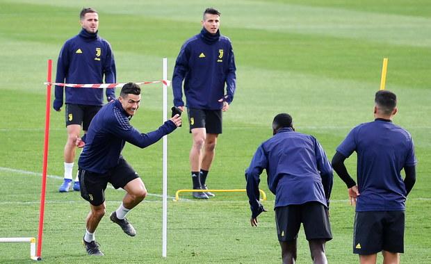 Czy Cristiano Ronaldo odwróci losy rywalizacji Juventusu z Atletico?