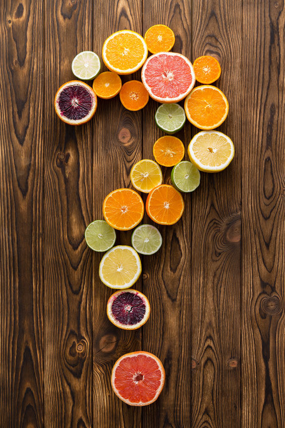 Czy cytrusy są zdrowe zimą? /©123RF/PICSEL