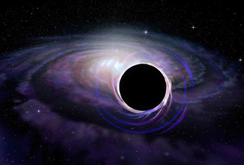 Czy czarne dziury mogą zachowywać się jak hologramy? /123RF/PICSEL