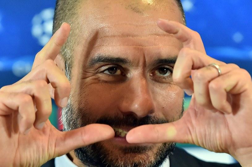 Czy czary Pepa Guardioli zadziałają tak skutecznie w Bayernie, jak zadziałały w Barcelonie? /AFP