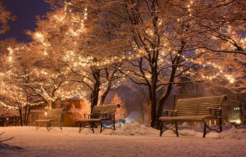 Czy czekają nas białe święta? /123RF/PICSEL