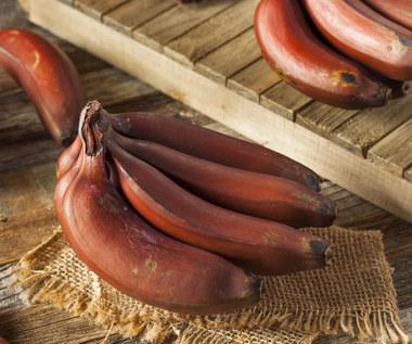Czy czerwone banany są zdrowsze od żółtych?