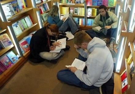Czy czytasz jeszcze książki? / fot. M. Smulczyński /Agencja SE/East News