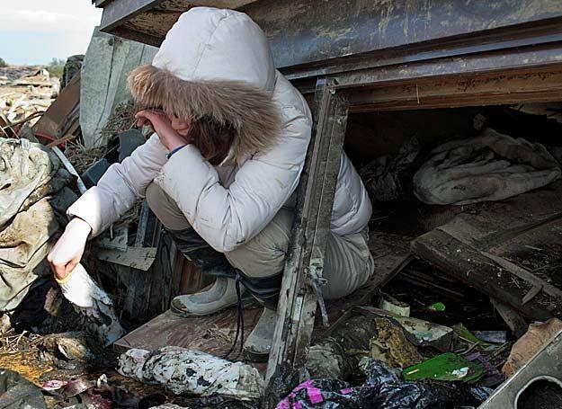 Czy da się uchronić ludzi przed takim nieszczęściem? /AFP