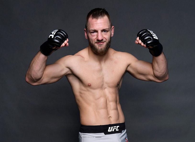 Czy David Zawada odniesie kolejne zwycięstwo w UFC? /Mike Roach/Zuffa LLC /Getty Images