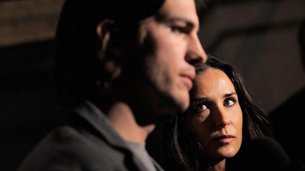 Czy Demi Moore i Ashton Kutcher wrócą do siebie? /Jemal Countess /Getty Images
