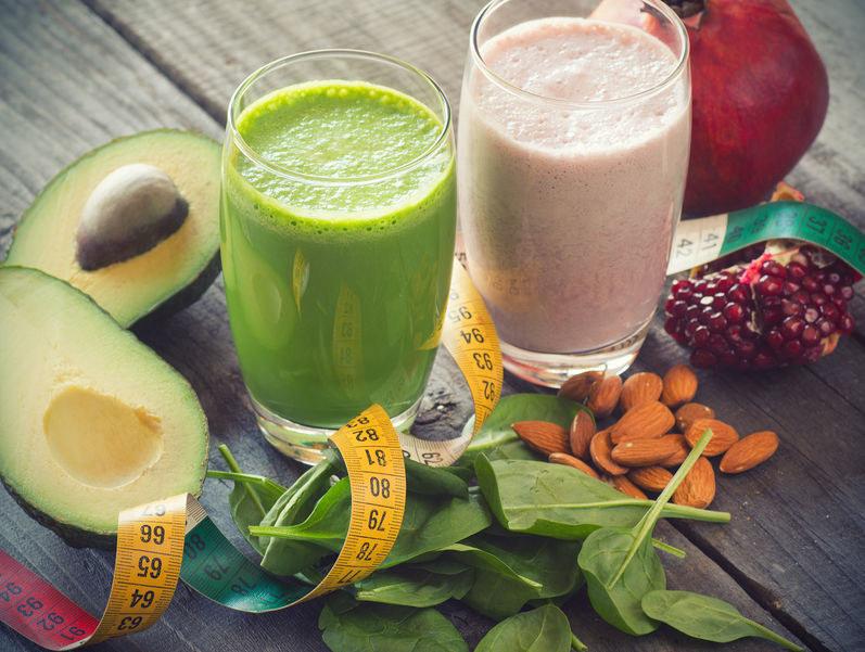Czy dieta koktajlowa jest zdrowa? /©123RF/PICSEL