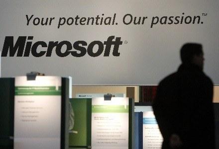 Czy dni Microsoftu są policzone? /AFP