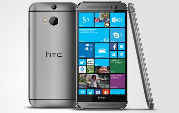 Czy doczekamy się modelu HTC One (M8) w wersji z systemem Windows? Fot. ubergizmo /Komórkomania.pl