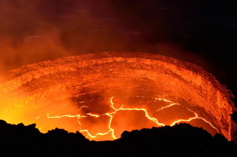 Czy dojdzie do erupcji wulkanu Kilauea? /123RF/PICSEL