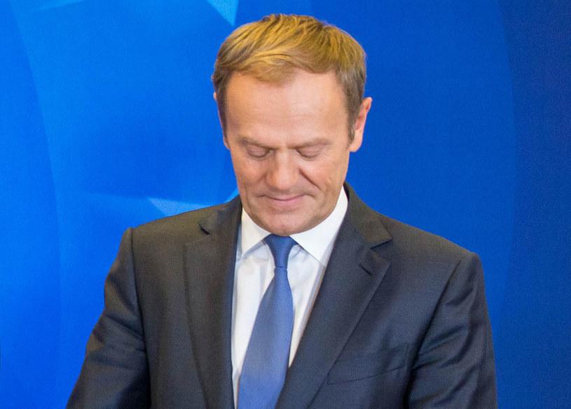Czy dojdzie do konfrontacji Donalda Tuska z Michałem Tuskiem? /AFP