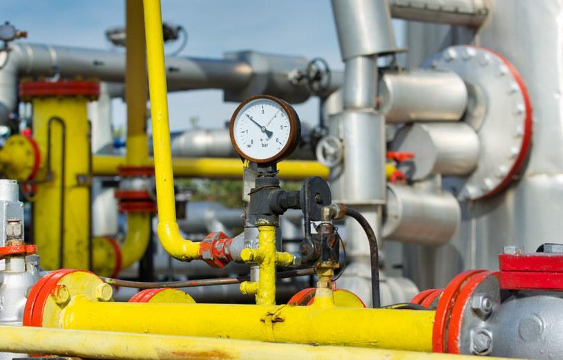 Czy dojdzie do nowego połączenia gazowego z Ukrainą? /123RF/PICSEL