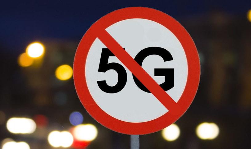 Czy dojdzie do powołania strefy wolnej od 5G? /123RF/PICSEL