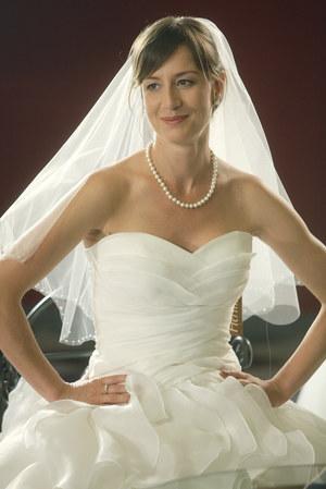 Czy dojdzie do ślubu? – tego nie zdradzimy. Na pewno jednak przymiarki sukni będą udane! /    /AKPA