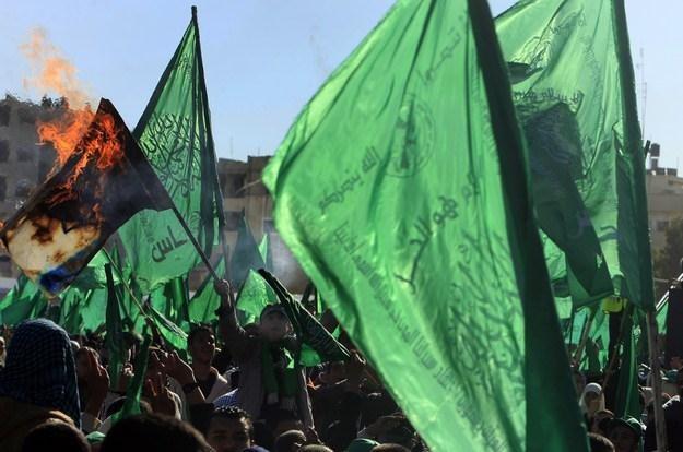 """Czy dojdzie do """"trzeciej intifady""""? /AFP"""