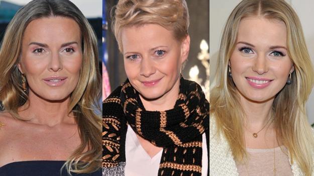 Czy dzisiejszy dzień będzie należał do pięknych blondynek i to one zatriumfują na gali Telekamer? /AKPA