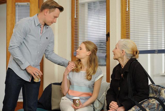 Czy Elżbieta zostawi Igora i wróci do męża? /Agencja W. Impact