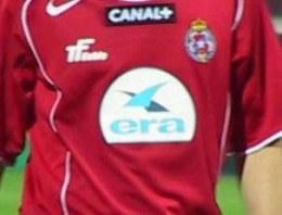 Czy Era będzie na koszulkach wszystkich drużyn w ekstraklasie? /INTERIA.PL