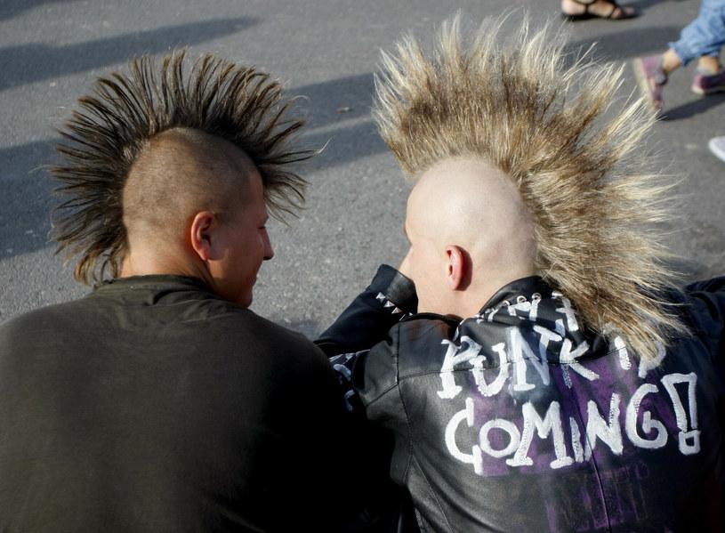 """Czy faktycznie """"punk coming!""""? /Michal Dyjuk/Reporter /East News"""