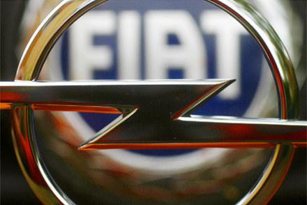 Czy Fiat przejmie Opla? /AFP