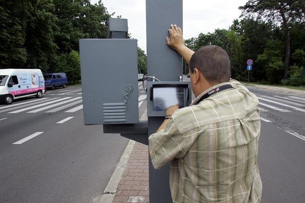 Czy fotoradary nie spełniają swojej roli? / Fot: Michał Niwicz /Agencja SE/East News