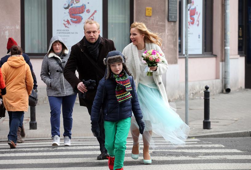 Czy Fryderykowi uda się odzyskać Martę? /x-news/ Marcin Makowski /TVN